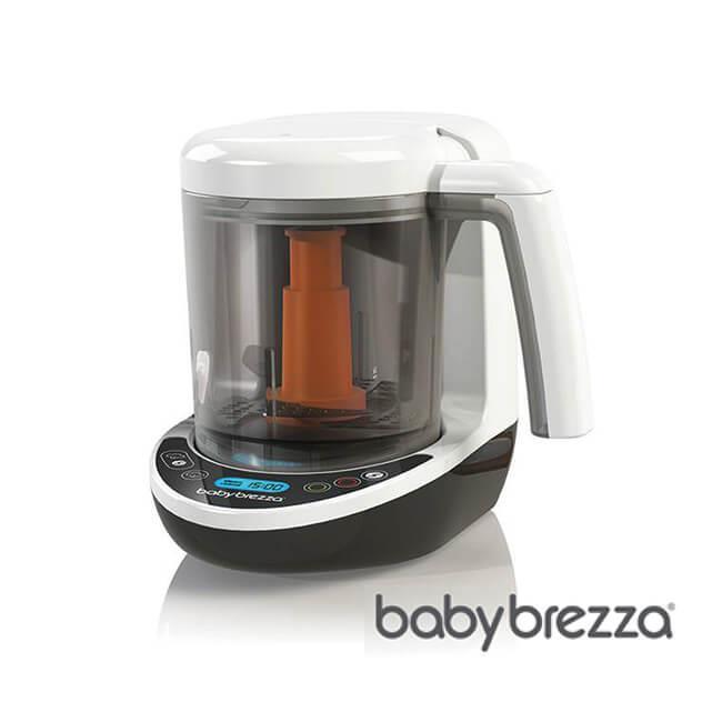 美國Babybrezza 副食品調理機-數位版BR-01