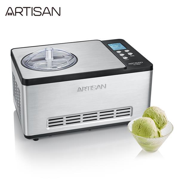 【ARTISAN】奧的思1.5L數位全自動冰淇淋機(ARIC1500)贈電子秤