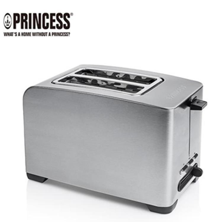 【PRINCESS 荷蘭公主】不鏽鋼厚薄片烤麵包機(142356)