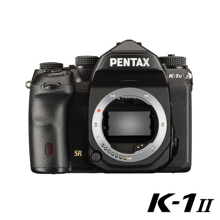 PENTAX K-1 II BODY 全片幅單機身(公司貨)