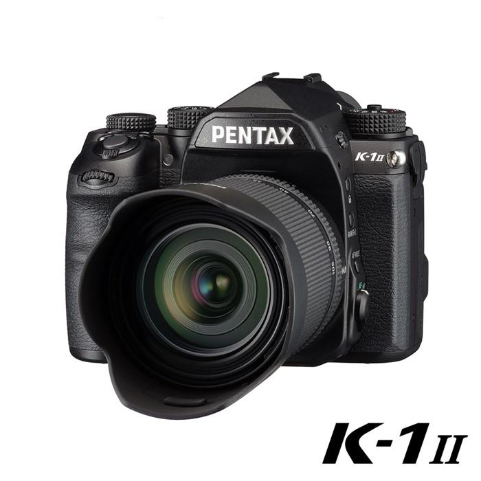 PENTAX K-1 II+HD28-105 全片幅旅遊鏡組(公司貨)