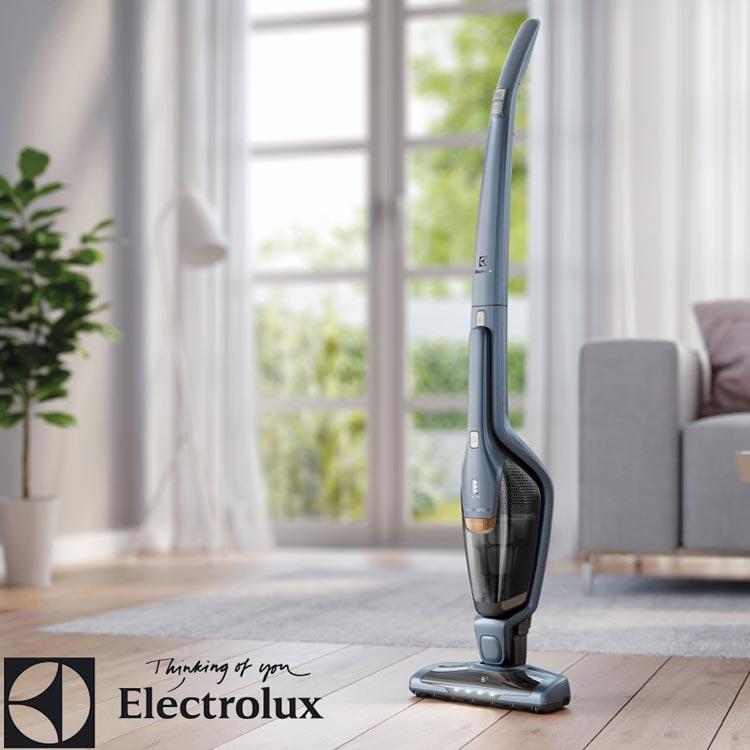 (超值組)【Electrolux 伊萊克斯】超級完美管家吸塵器-HEPA進化版(ZB3311)