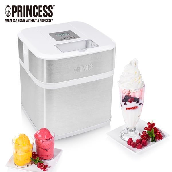 【Princess】荷蘭公主1.5L半自動冰淇淋機282605