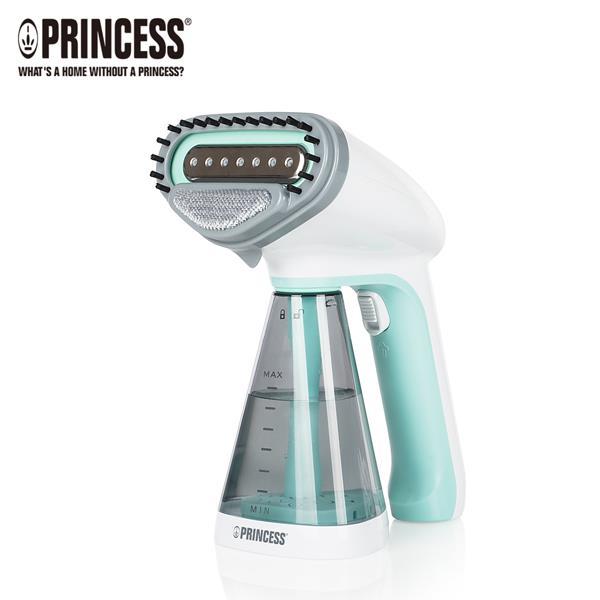 【Princess】荷蘭公主手持式蒸氣掛燙機332846贈防燙手套