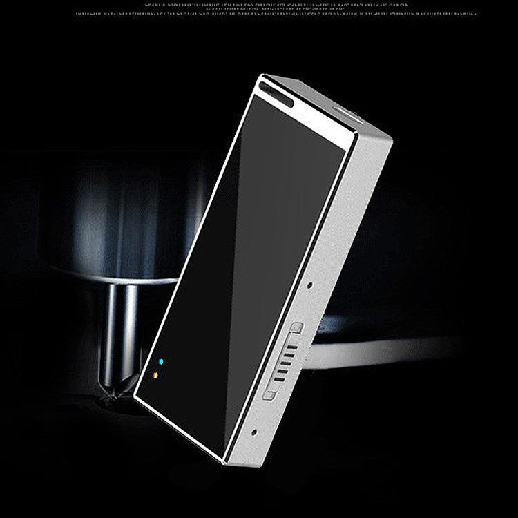 黑銀迷你雙功能錄影錄音筆-J06 贈送16G高速SD記憶卡