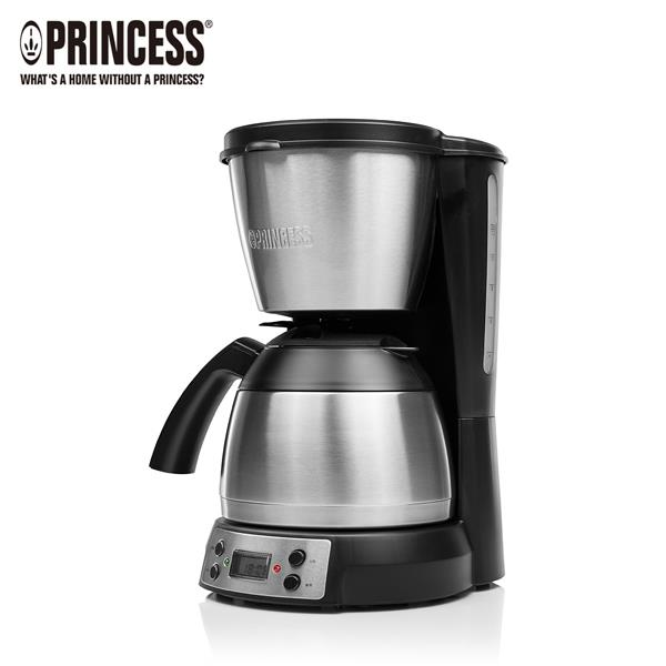 【Princess】荷蘭公主不鏽鋼保溫壺咖啡機246009