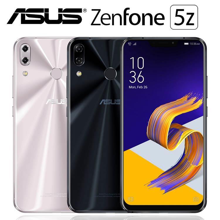 ASUS ZenFone 5Z (ZS620KL) 6G/128G雙卡機※內附保護殼※