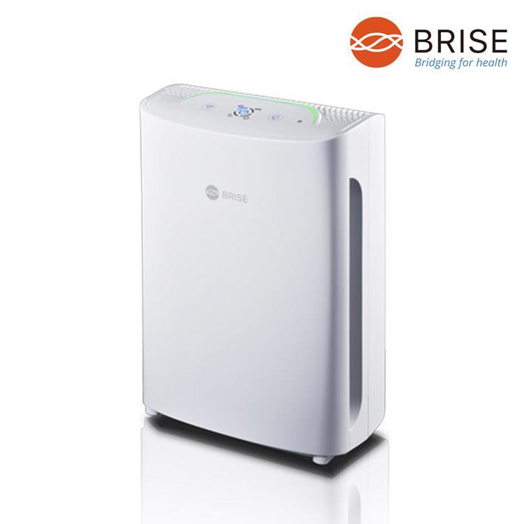BRISE C200 全球第一台人工智慧醫療級空氣清淨機(含一年份濾網+送手持攪拌機)