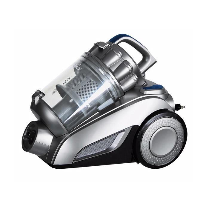 【Whirlpool惠而浦】多重氣旋免集塵袋吸塵器 VCK4007