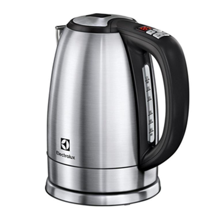 買就送【Electrolux 伊萊克斯】 1.7L智慧溫控電茶壺 EEK7700S