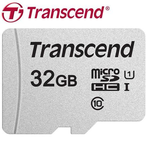 Transcend 創見 32GB microSDHC TF U1 C10 300S 記憶卡