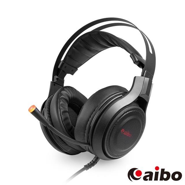 aibo XV6 全罩式5.1聲道 專業電競耳機麥克風