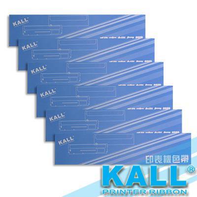 KALL『 EPSON #7753/LQ300』色帶 (黑色/1組6入)
