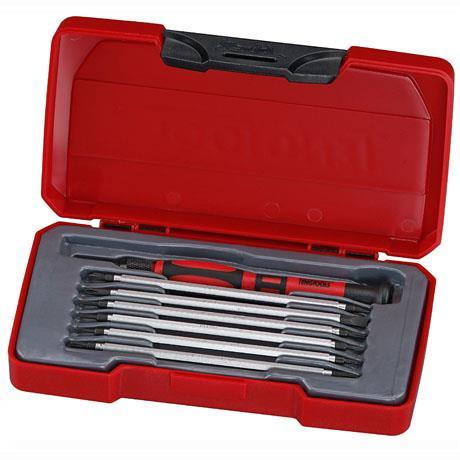 [天魔工具] 8件精密螺絲起子工具組/測試儀器工具組