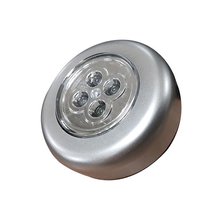 [夜間省電小幫手] 隨意黏 LED觸摸 / 拍拍燈
