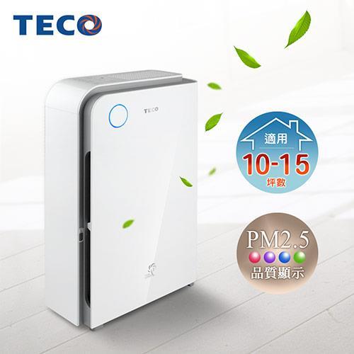 【TECO東元】高效負離子空氣清淨機 NN4101BD