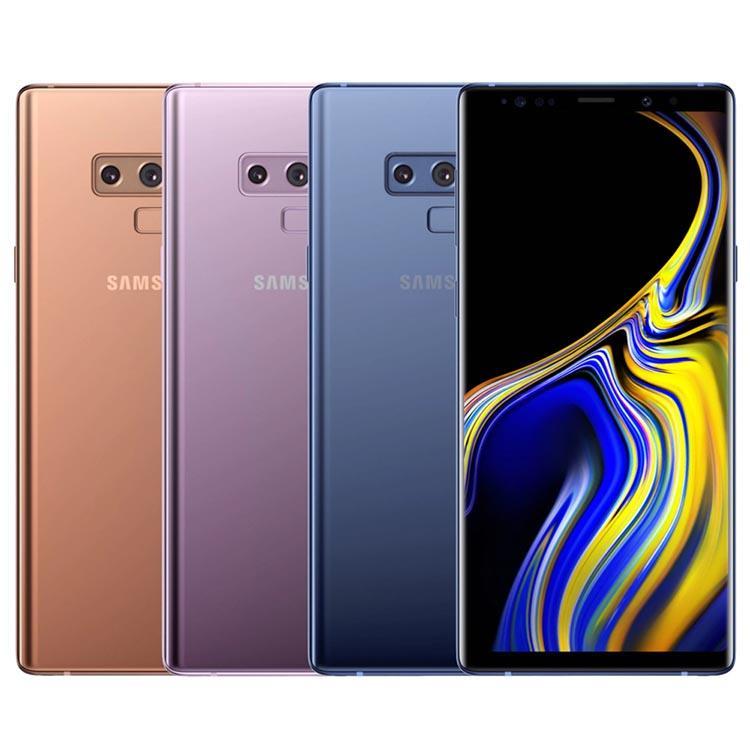 Samsung Galaxy Note 9 (6G/128G)防水6.4吋雙卡機※送保貼+內附保護套