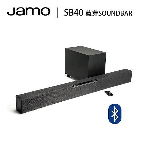 JAMO 丹麥 SB-40 2.1聲道單件式環繞 SoundBar SB40 聲霸