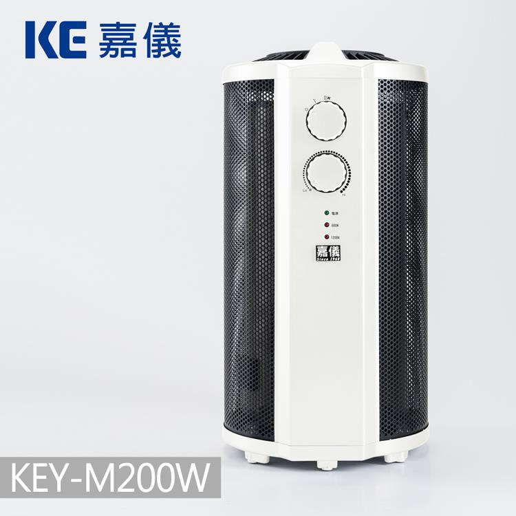 德國嘉儀HELLER-電膜式電暖器KEY-M200W