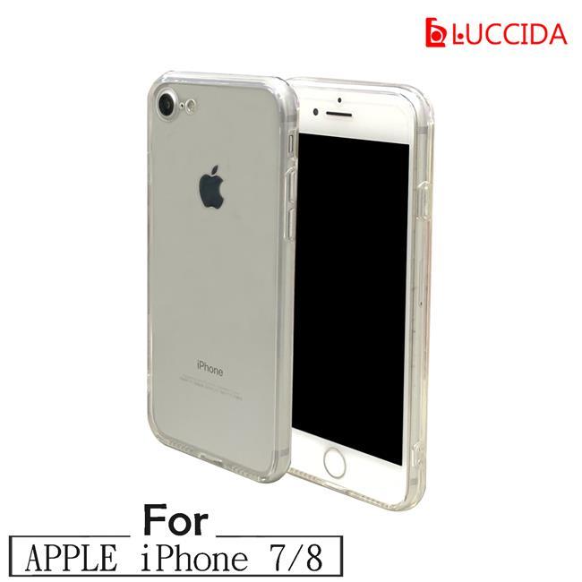 LUCCIDA Apple iPhone 8 / 7 零系9H抗刮殼