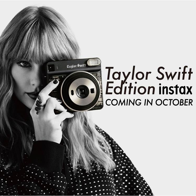 富士instax SQUARE Taylor swift SQ6 kit 相機