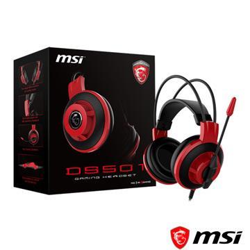 MSI微星DS501玩家級線控電競耳麥