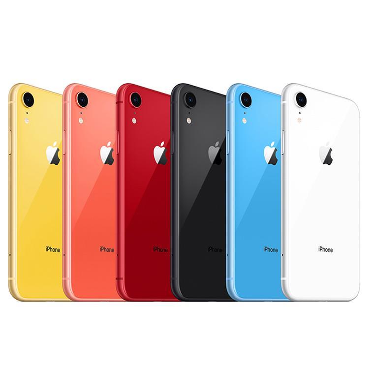 Apple iPhone XR 128G防水旗艦機※送保貼+保護套※