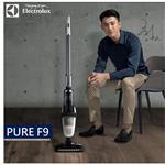 Electrolux 瑞典伊萊克斯 滑移百變吸塵器Pure F9 (PF91-6BMF) 可可棕