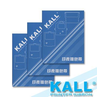 KALL『 EPSON S015016/LQ680』色帶 (黑色/1組3入)