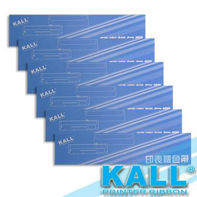 KALL『 EPSON S015611/LQ690C』色帶 (黑色/1組6入)