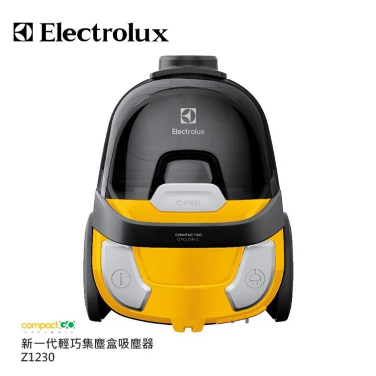布質塵蟎吸頭組【Electrolux伊萊克斯】CompactGO新一代輕巧集塵盒吸塵器 Z1230