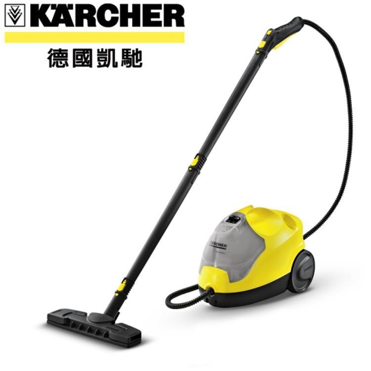 【德國凱馳 KARCHER】多功能高壓蒸氣清洗機 SC4