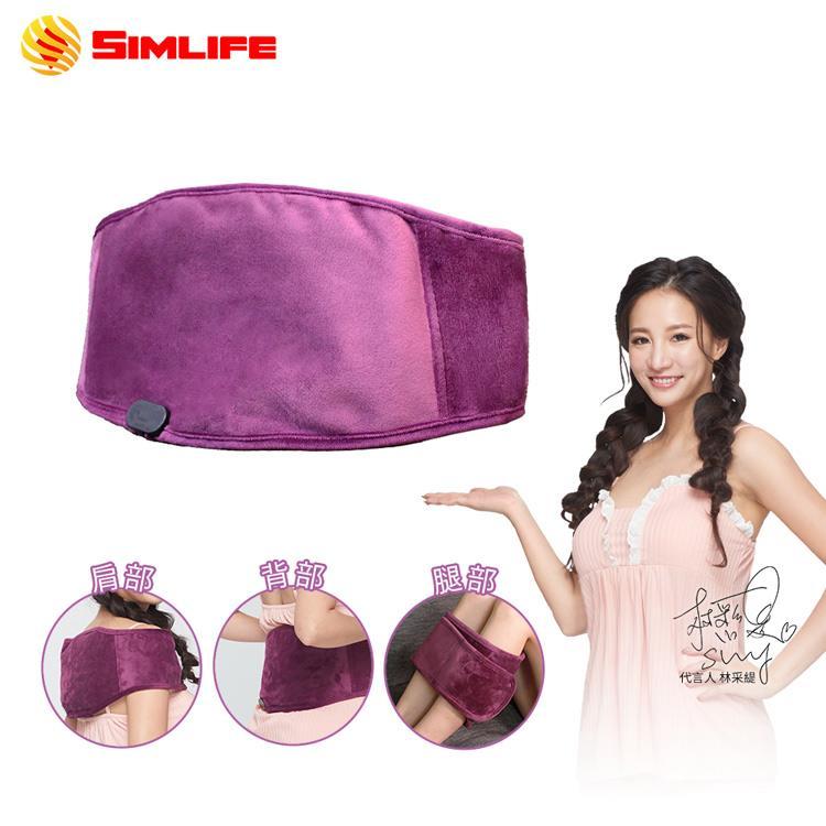 SimLife-電熱式6-IN-1多功能熱敷墊