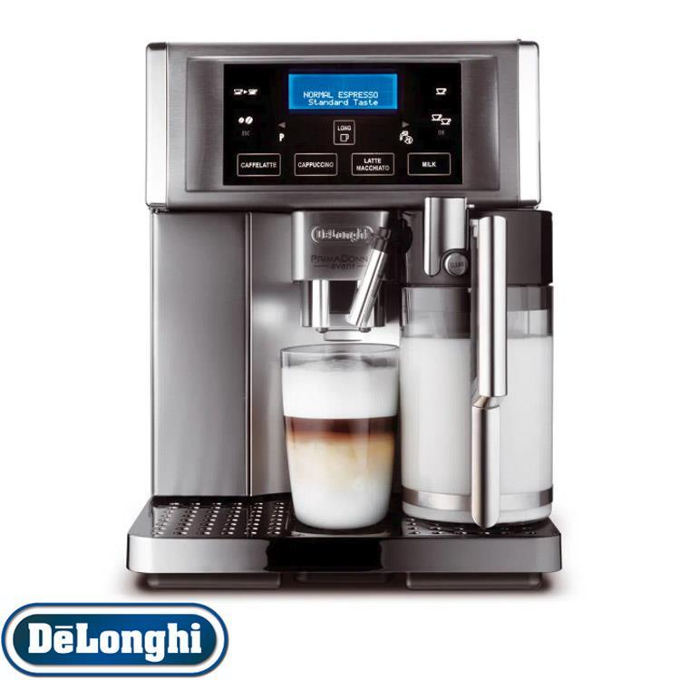 義大利【DeLonghi】全自動咖啡機-尊爵型 ESAM6700 (含到府安裝+教學+獨家限量好禮)