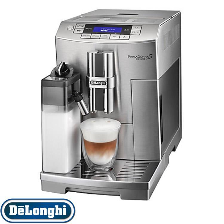 義大利【DeLonghi】臻品型全自動咖啡機 ECAM28.465.M (含到府安裝教學+驚喜獨家)