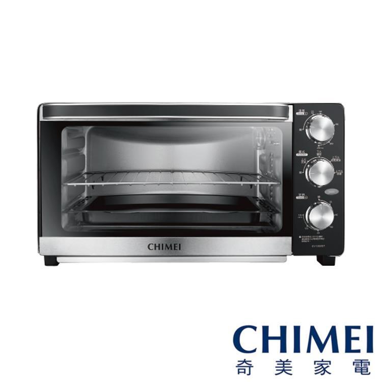 【CHIMEI 奇美】18公升液脹式溫控電烤箱 EV-18S0ST