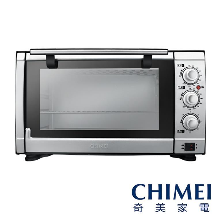 【CHIMEI奇美】43公升專業級液脹式三溫控電烤箱 EV-43P0ST