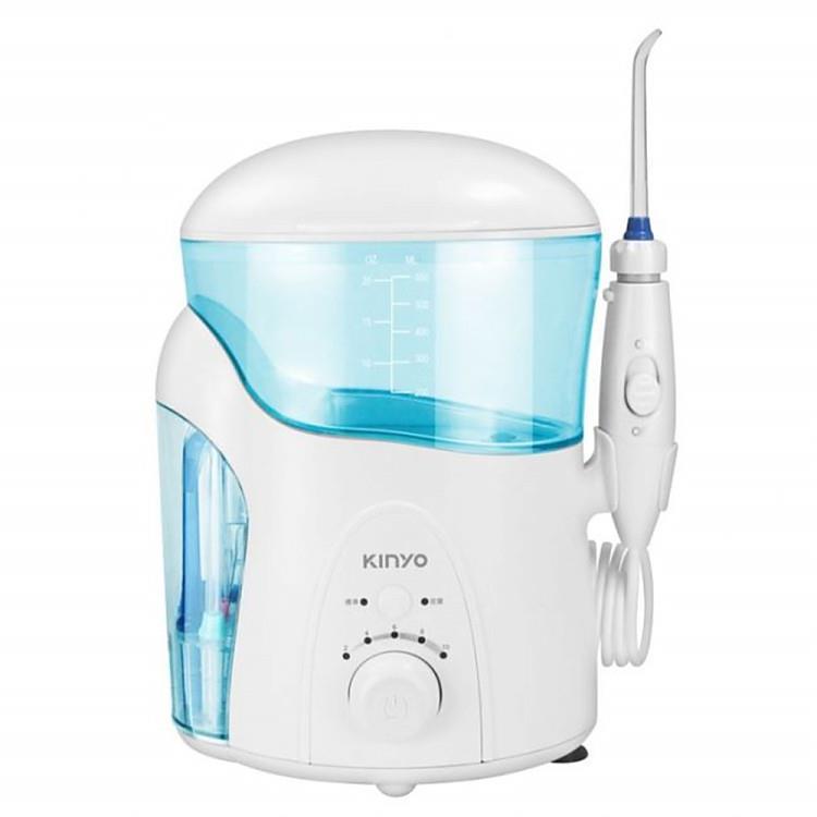 【KINYO】家用型UV抗菌健康沖牙機 IR-2005
