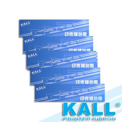 KALL『 EPSON S015086/LQ2170』色帶 (黑色/1組6入)