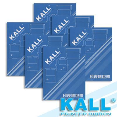 KALL『 NEC P3300』色帶 (黑色/1組6入)