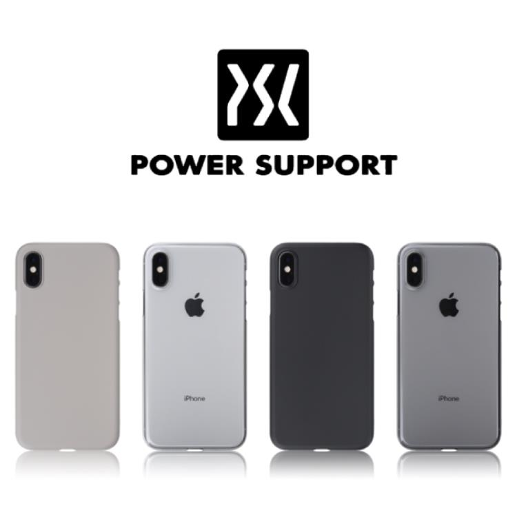 POWER SUPPORT iPhone Xs Air Jacket 超薄保護殼