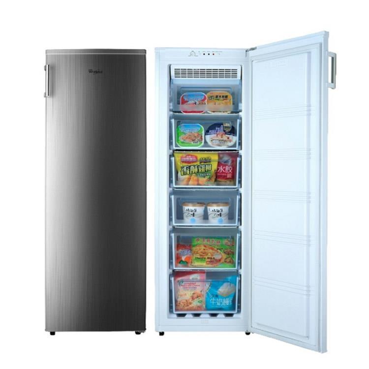 【惠而浦Whirlpool】193公升直立式單門冰櫃/冰箱/冷凍櫃 WIF1193G