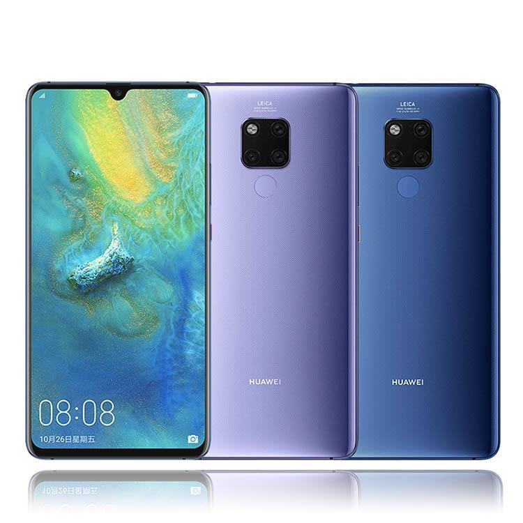 Huawei Mate 20 X (6G/128G)全螢幕7.2吋4G+4G美拍機※內附保護殼※