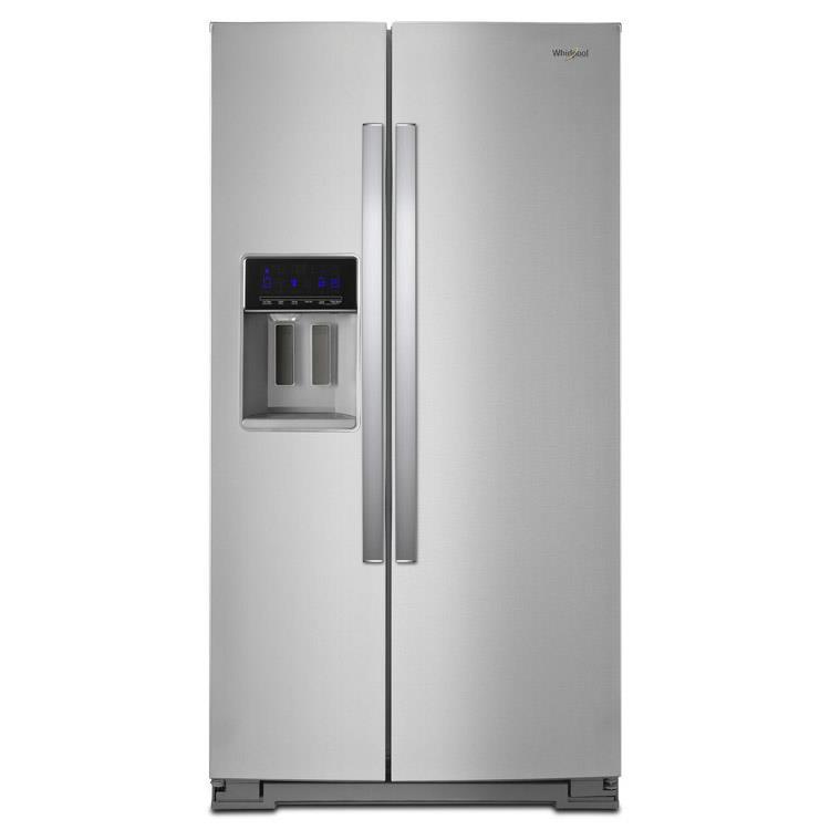 【Whirlpool 惠而浦】840公升極智變頻對開雙門冰箱(電冰箱.對開門) WRS588FIHZ