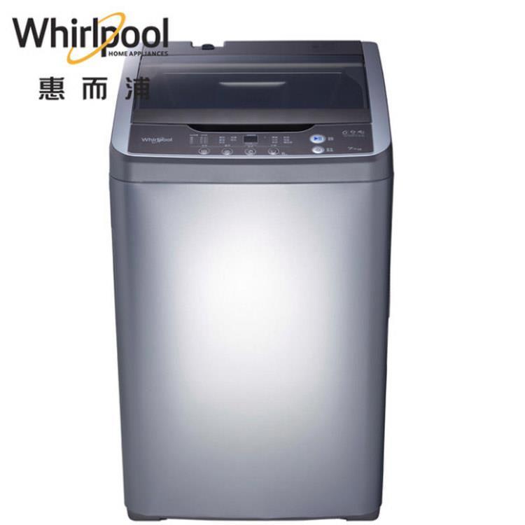 【惠而浦Whirlpool】7KG/7公斤定頻直立式洗衣機 WM07GN
