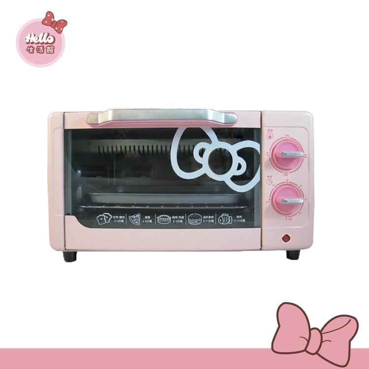 [Hello生活館] Hello Kitty電烤箱