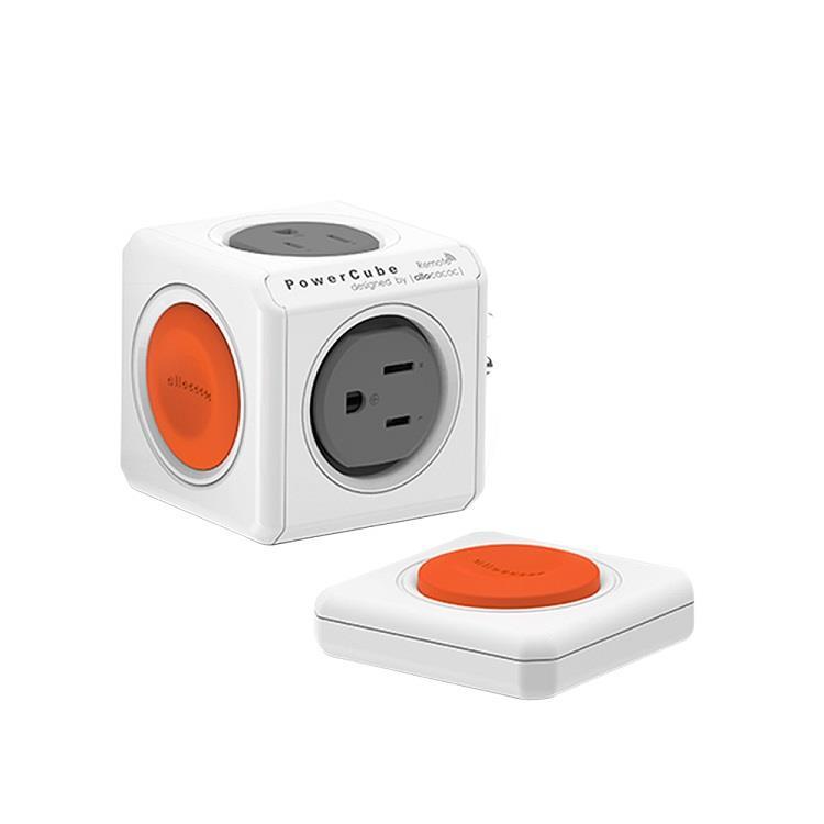 荷蘭 allocacoc PowerCube 遙控擴充插座