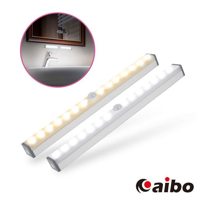 USB充電磁吸式 21cm輕巧LED感應燈管(LI-22S)