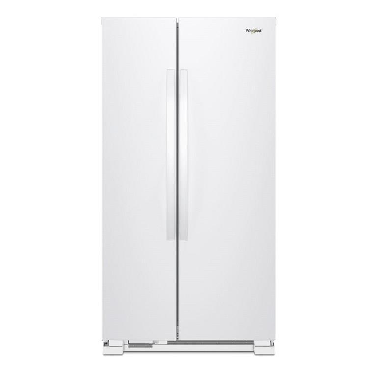 【Whirlpool惠而浦】640公升/640L 對開雙門冰箱 WRS312SNHW (對開門冰箱)