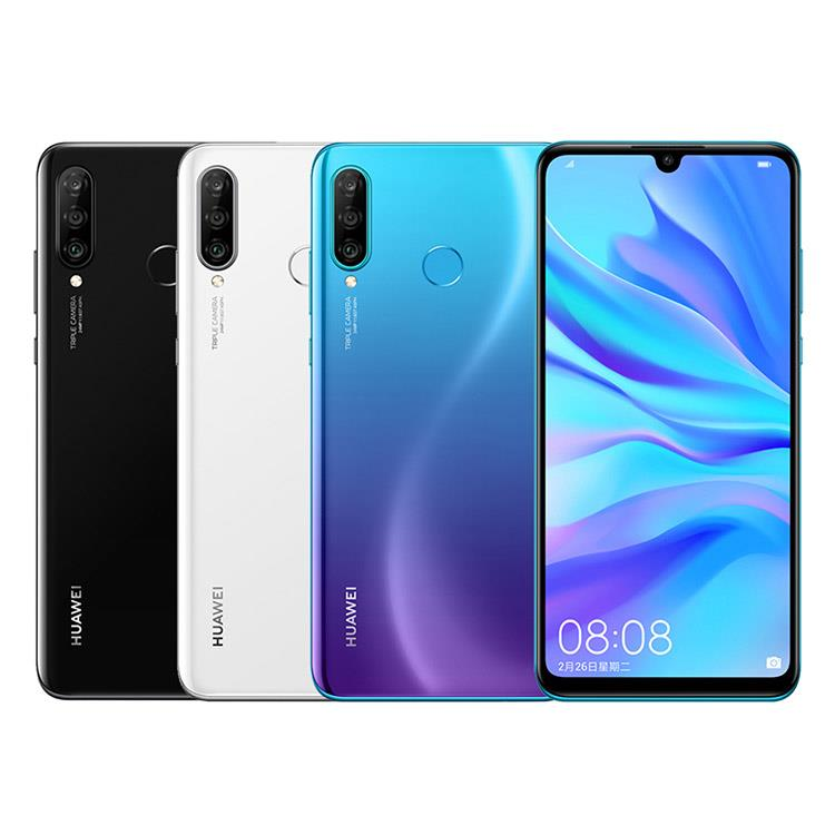 Huawei nova 4e (6G/128G)雙卡6.15吋自拍美顏機※送自拍桿+內附保護殼※